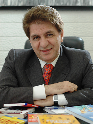 Reinaldo Polito - Foto autore