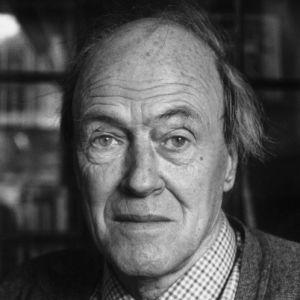 Roald Dahl - Foto autore