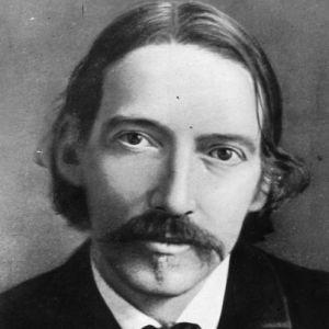 Robert Louis Stevenson - Foto autore