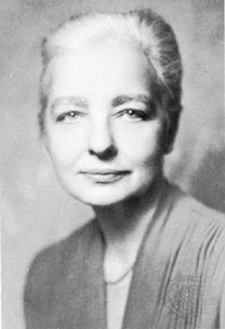 Ruth Benedict - Foto autore