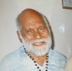S. V. Govindan - Foto autore