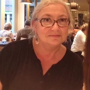 Sarah Hazell - Foto autore
