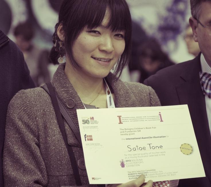 Satoe Tone - Foto autore
