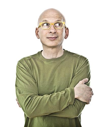 Seth Godin - Foto autore