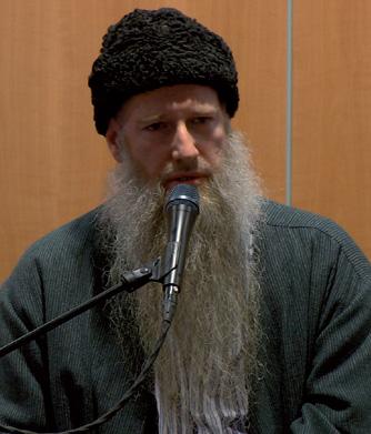 Sheikh Burhanuddin Herrmann - Foto autore