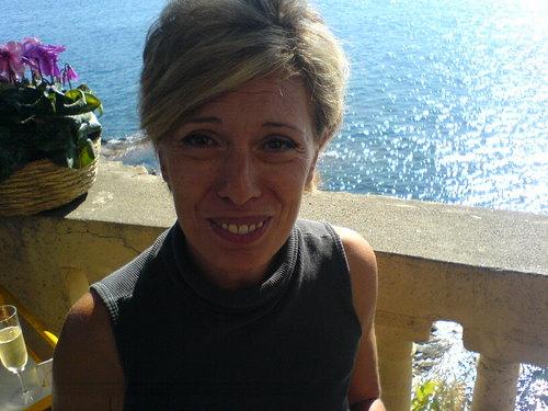 Silvia Clara Tuscano - Foto autore