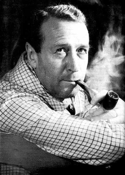 Georges Simenon - Foto autore