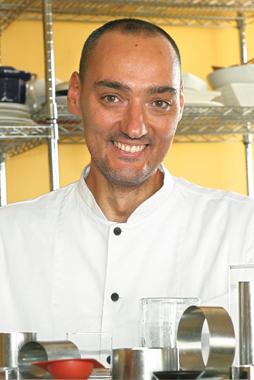 Simone Salvini - Foto autore