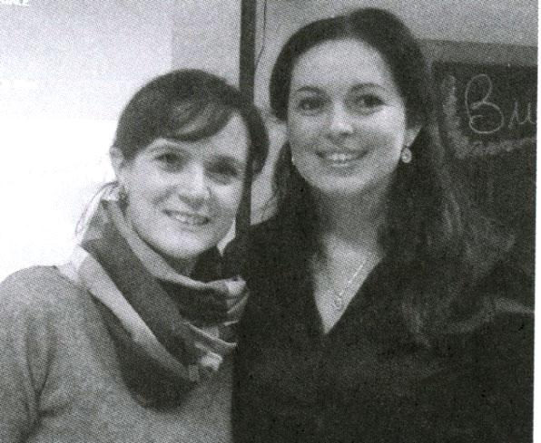 Annalisa De Stasi e Elena Conte