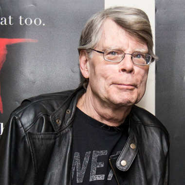 Stephen King - Foto autore