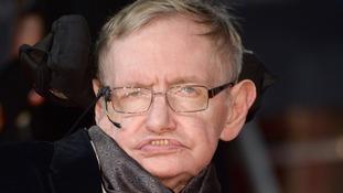 Stephen Hawking - Foto autore
