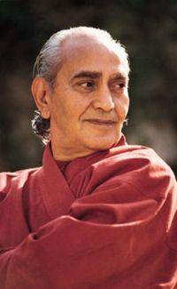 Swami Rama - Foto autore