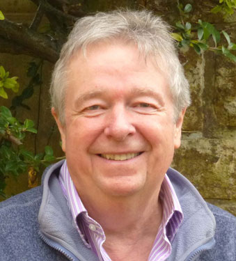 Terry Harrison - Foto autore