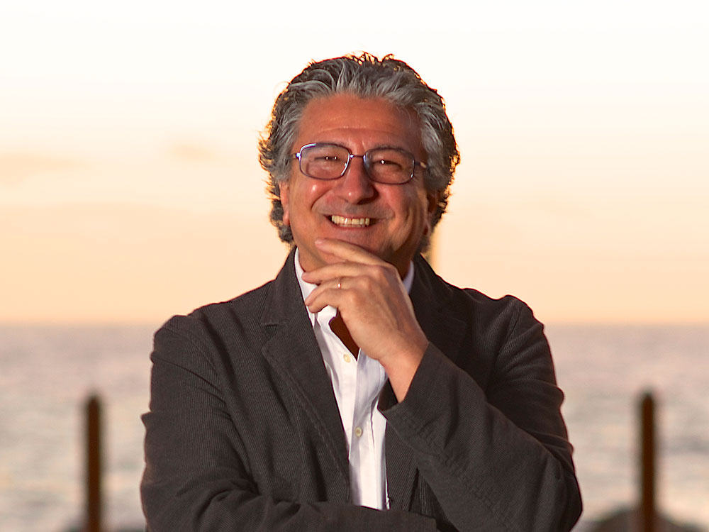 Tiberio Faraci - Foto autore
