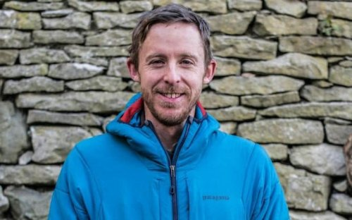 Tommy Caldwell - Foto autore