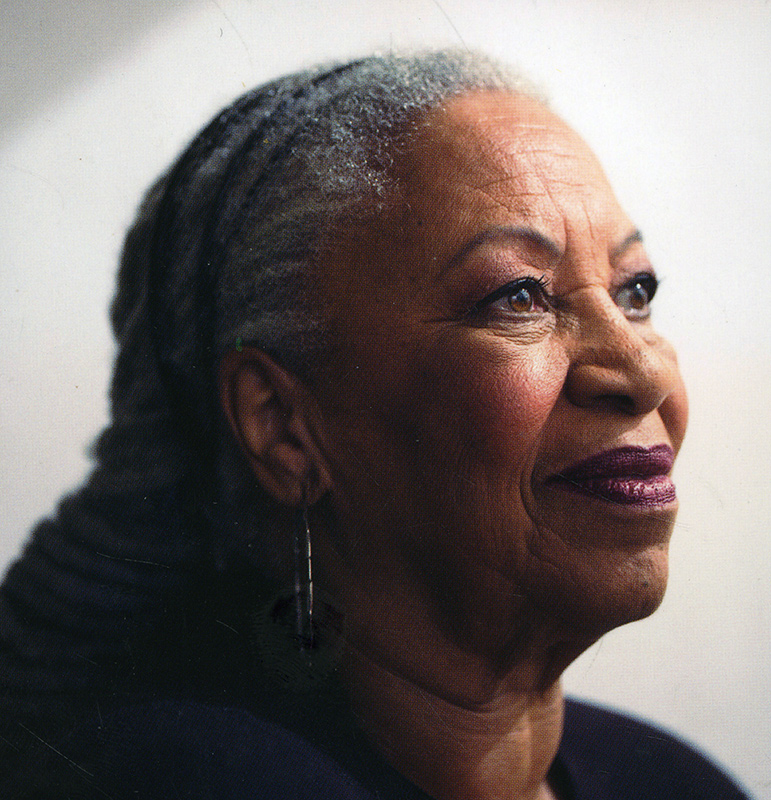 Toni Morrison - Foto autore