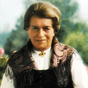 Maria Treben - Foto autore