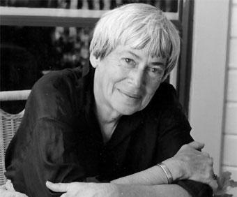 Ursula K. Le Guin - Foto autore