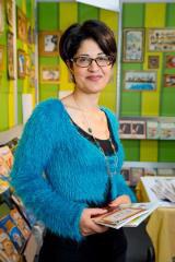 Daniela Valente (Direttore Editoriale) - Foto autore