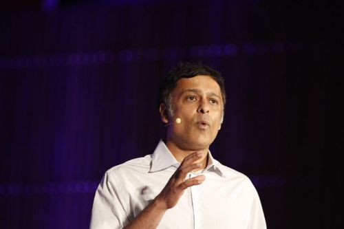 Vijay Vad - Foto autore