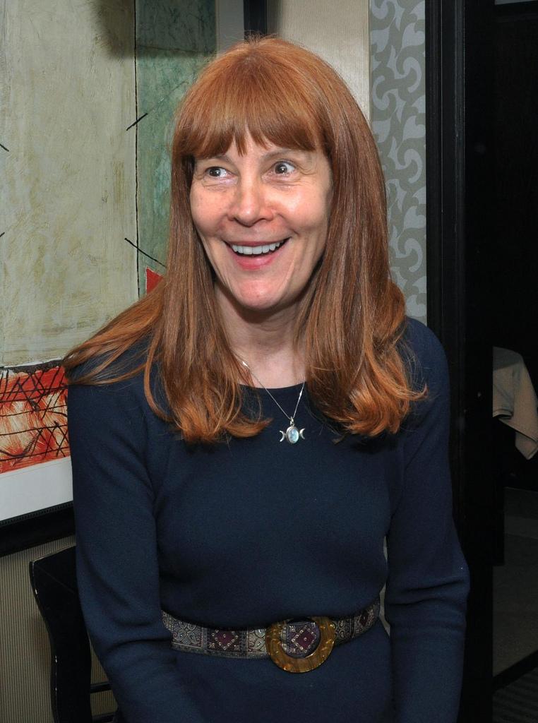 Vivianne Crowley - Foto autore