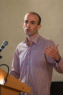 Yuval N. Harari - Foto autore