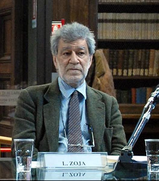 Luigi Zoja - Foto autore