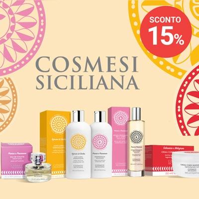 Promo Cosmesi Siciliana - Luglio 2091