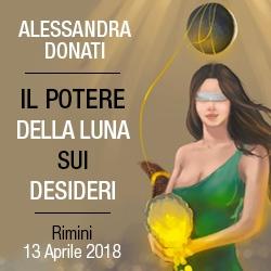 seminario Potere della Luna - Alessandra Donati