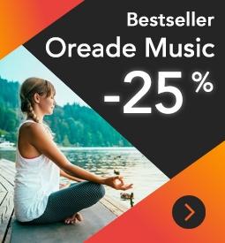 Oreade Music Sconto 25%