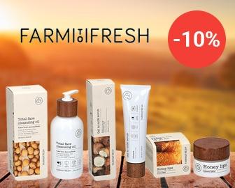 Promo Bio Maggio 2020 - Farm To Fresh