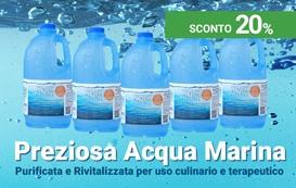 Preziosa Acqua Marina - Agosto 2019