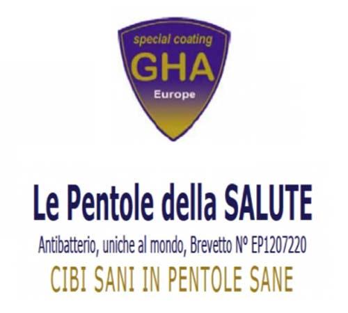 G.H.A. - Le Pentole della SALUTE