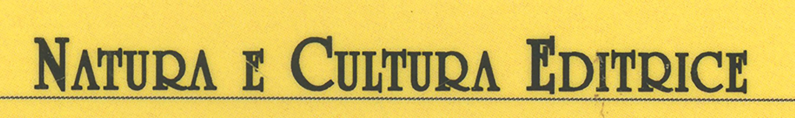 Natura e Cultura Edizioni