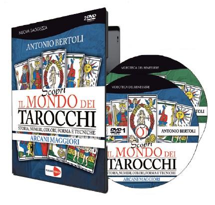 Scopri il Mondo dei Tarocchi - Videocorso in 2 DVD