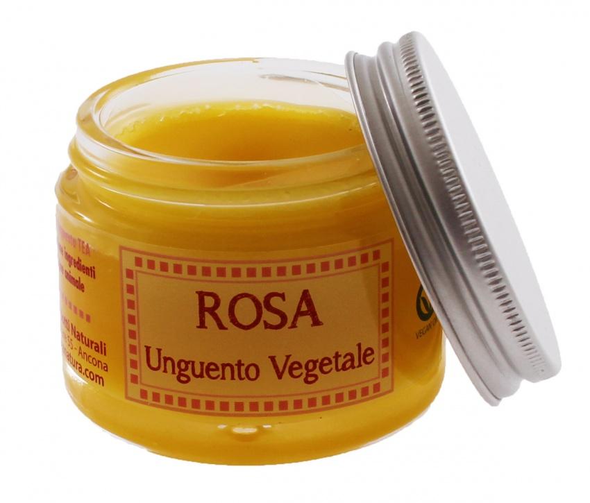 Rosa Unguento Vegetale