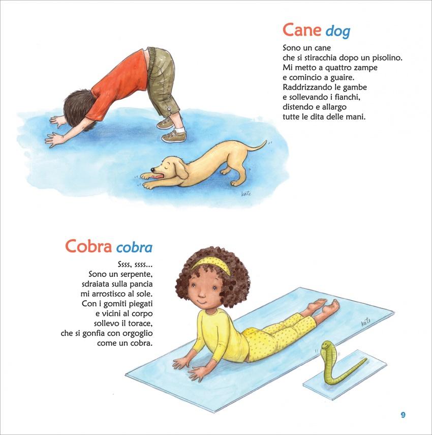 L Abc Dello Yoga Per Bambini