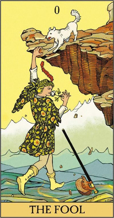 After Tarot the Fool