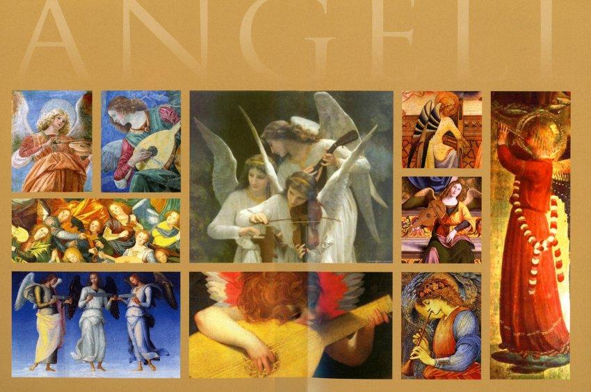 angeli cover