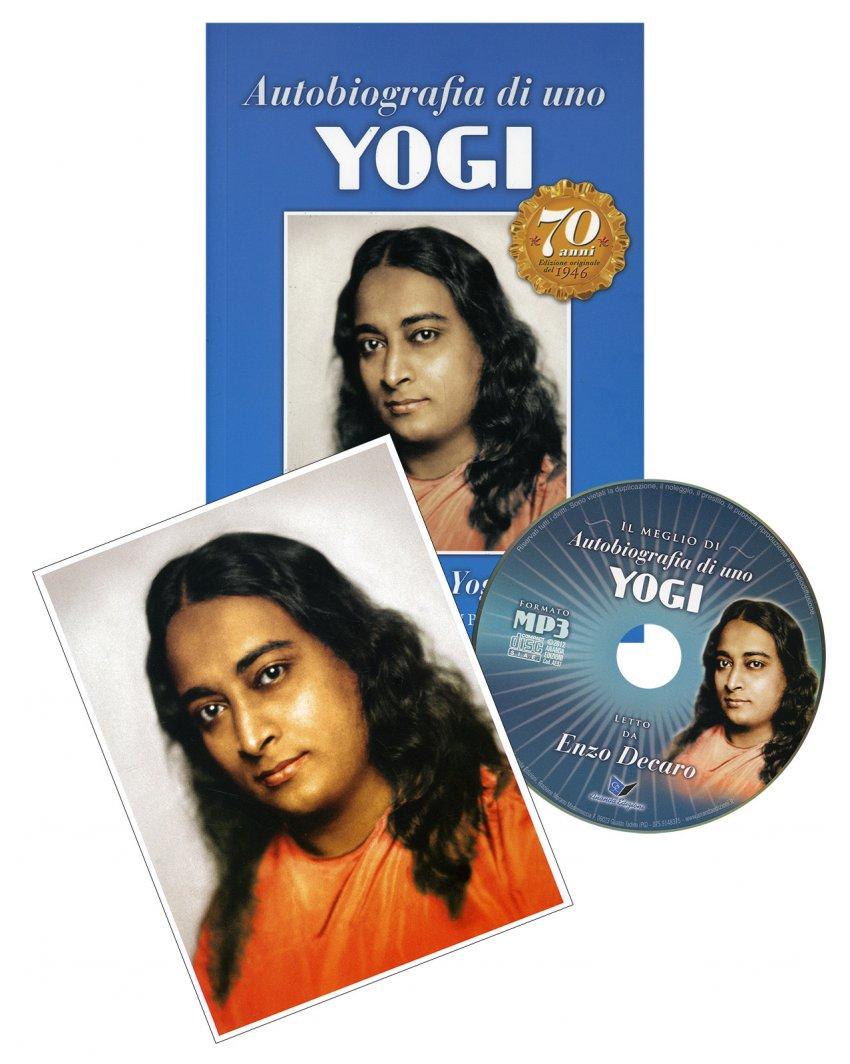 Autobiografia di uno Yogi - Edizione Speciale per i 70 Anni - Con CD Allegato