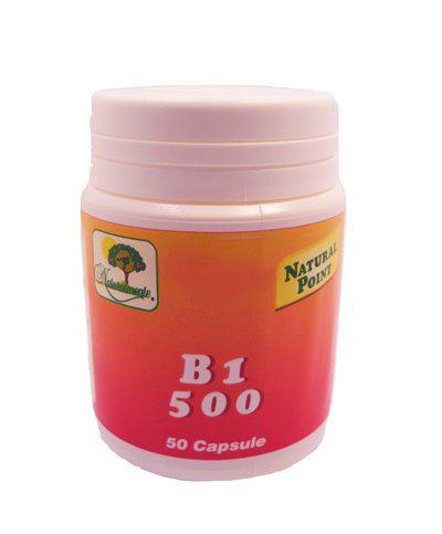 B1 500 - Tiamina - 50 Capsule