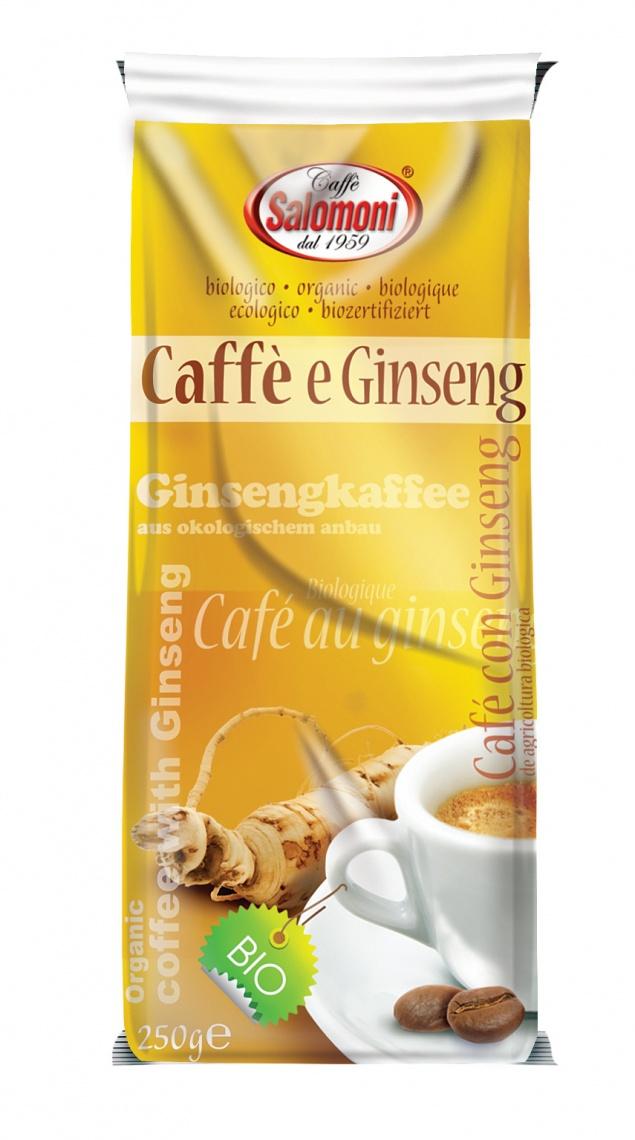 Caffè con Ginseng