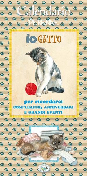 Calendario Perenne - Io Gatto