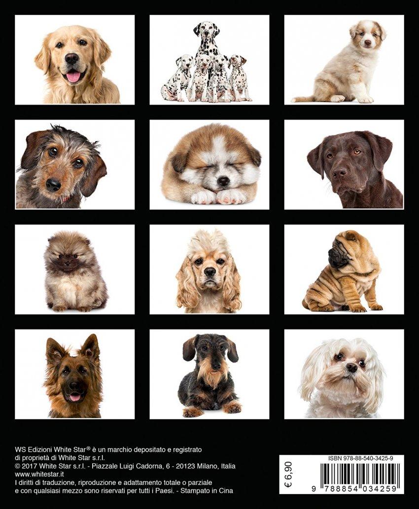 Calendario da Tavolo 2018 Cani