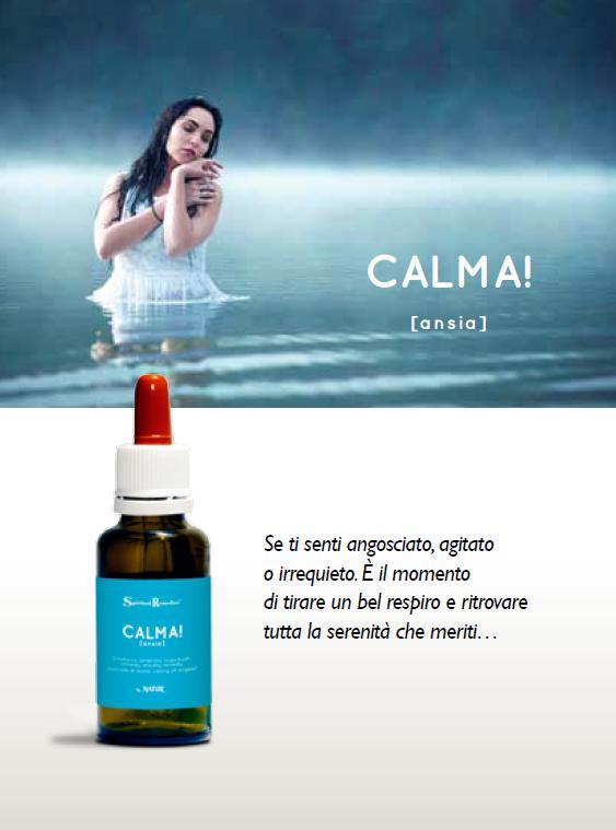 Floreal Mix Calma! - Ansia