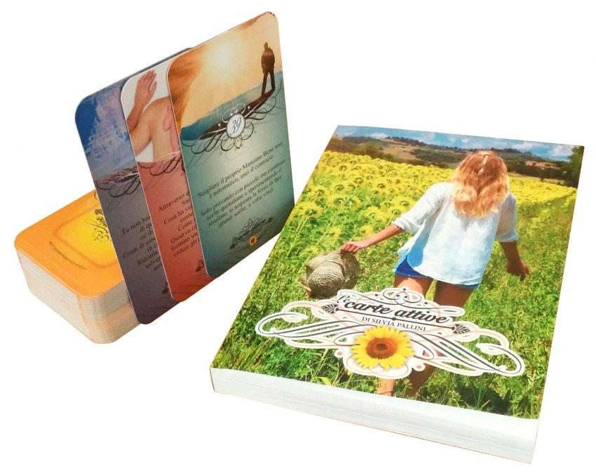 Le Carte Attive - Cofanetto Libro con Carte