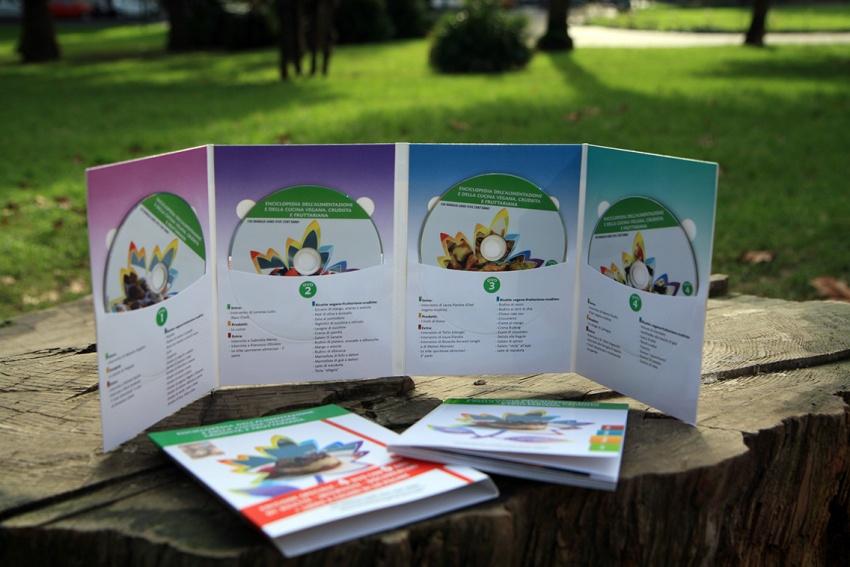 Cofanetto DVD Enciclopedia dell'Alimentazione