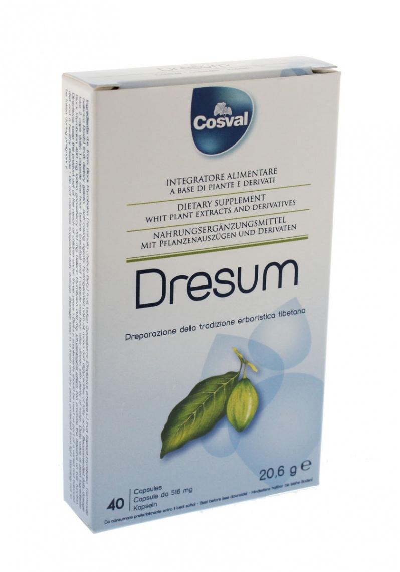 Dresum - 40 Capsule