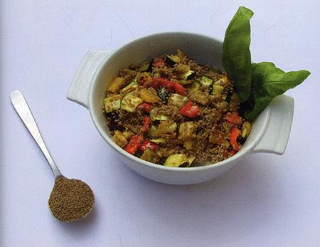 Couscous di grano saraceno