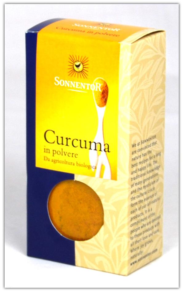 Curcuma in Polvere - 40 gr.